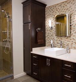 Bathroom Remodeling - Custom Bathroom Designs - HESD ...